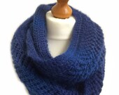 Trinity Lace Scarf Knitting Pattern WM2067