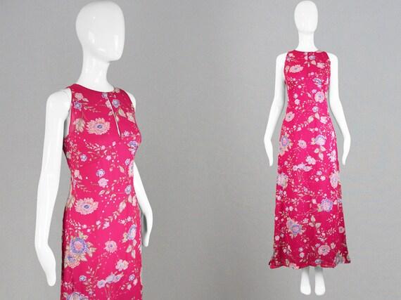 Asian style silk dresses