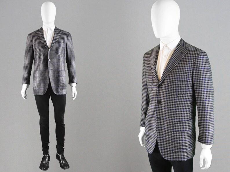 08bdda71dbe Vintage GIANFRANCO FERRE Alpaca Angora Wool   Cashmere Blazer