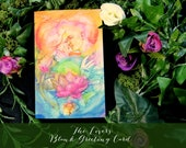 The Lovers Soul Mate Valentine's Luxury Greeting Card