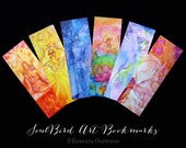 Goddess Bookmark Set of 6