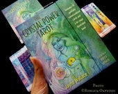 Crystal Tarot Deck Illustrated by Roberta Orpwood