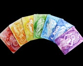Rainbow Chakra Goddess Ar...