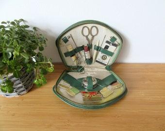 Vinatge Sewing Kit.