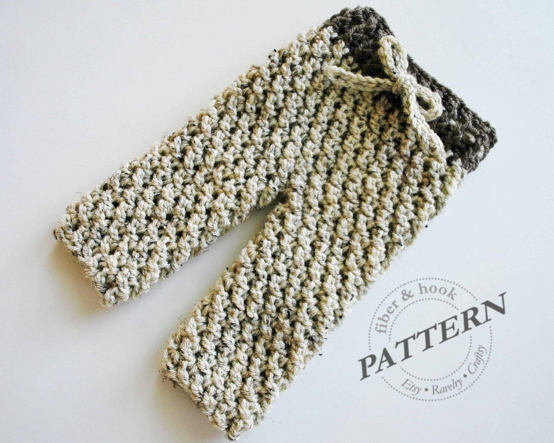 Crochet Pattern Cherub Baby Pants Crochet Pants Pattern Etsy