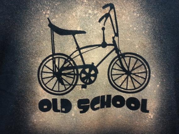 un uomo anziano con una moto-Da Uomo Divertente Felpa Biker Mai sottovalutare..