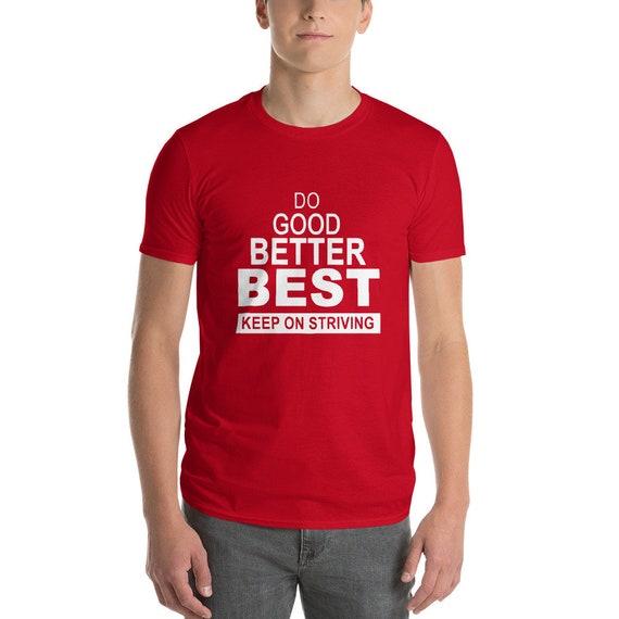 Noor mieux meilleures manches et courtes T-Shirt tops et manches tés inspiration cadeaux chemises avec des cadeaux de motivation paroles 41d6a1
