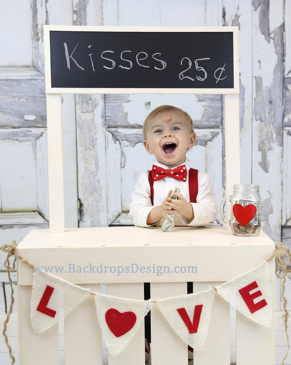 Lemonade Stand Prop Kissing Booth Photography Prop Etsy