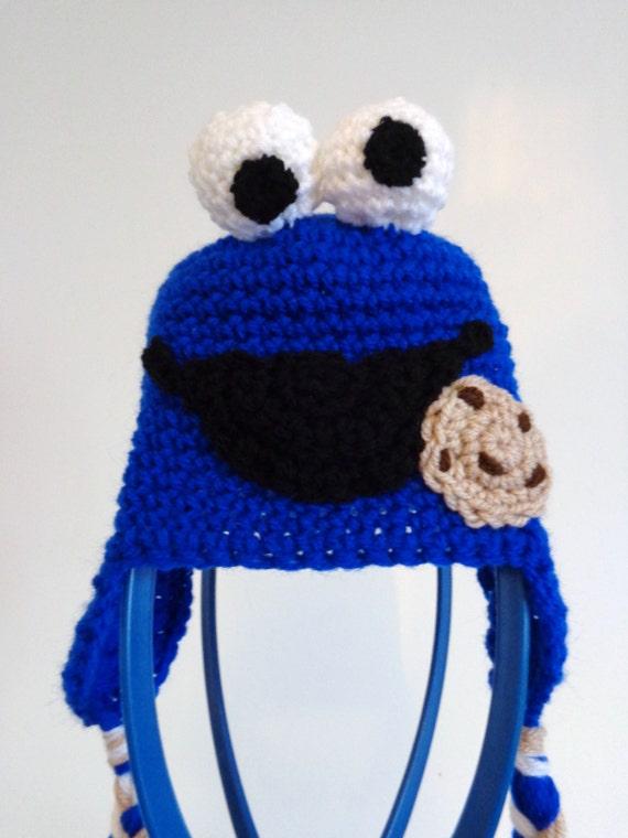 Cookie Monster Beanie  6ee02e11c54
