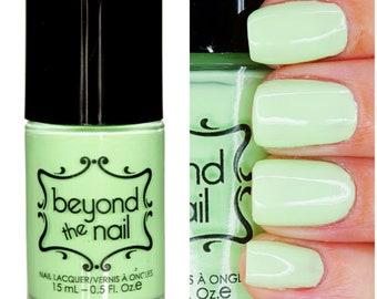 Exploding Honeydew Nail Polish - Soft Neon UV Reactive