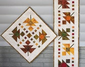 Autumn Leaves Tabletop Duo Pattern
