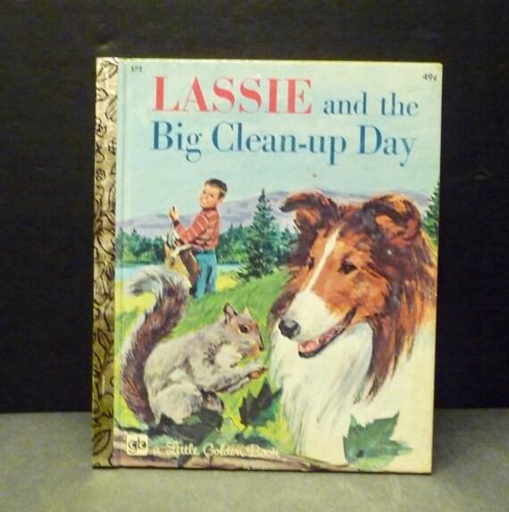 CLEARANCE** 4 kleine goldenes Buch 1970 Lassie Bugs Bunny Schneewittchen Golden Egg Buch