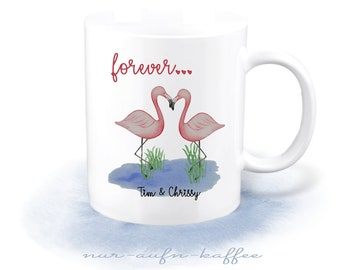 Cup - Flamingolove - Desired name