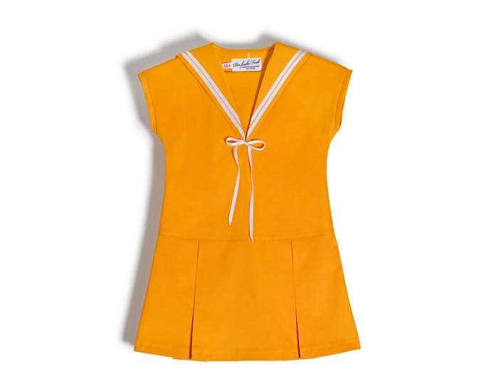 Sailor Dress LOTTE - Candy Edition - mandarine