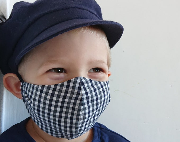 Face Mask for Toddler and Kids Washable Cotton