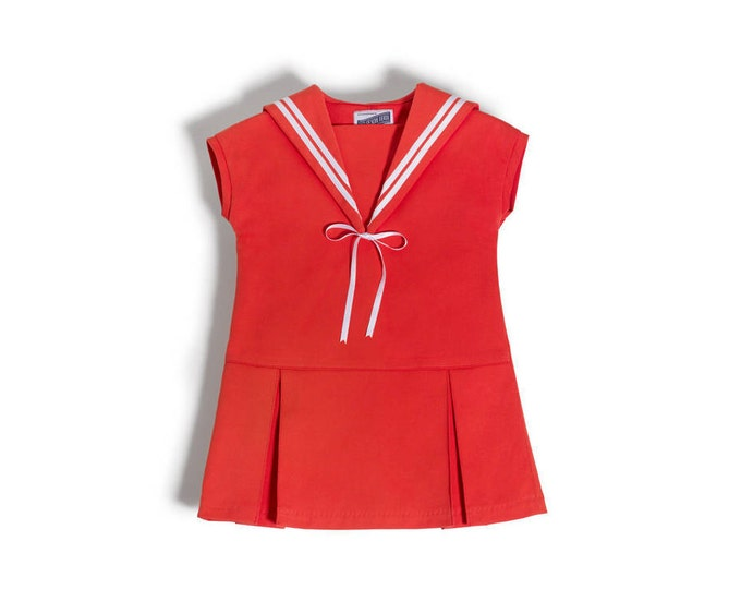 Sailor Dress LOTTE - Candy Edition - cherry red