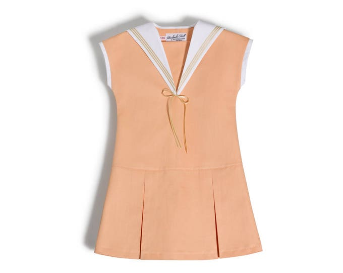 Sailor Dress LOTTE - Candy Edition - apricot