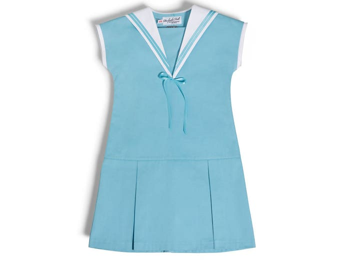 Sailor Dress LOTTE - Candy Edition - turquoise