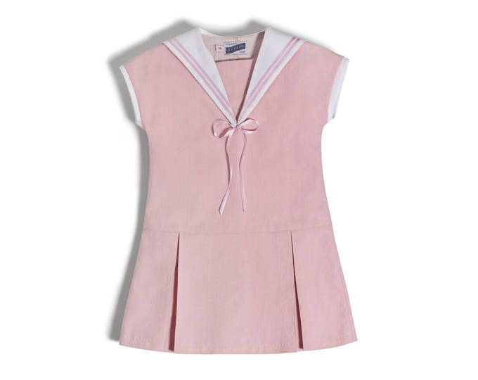 Sailor Dress LOTTE - Candy Edition - rosé