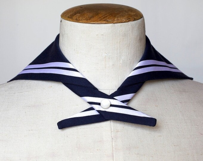 "Sailor Collar FERDL v. e. - Collette Matelot ""BEAU FREDO"""