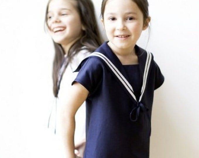 Sailor Dress LOTTE Classic Edition - Sailor Style Dress -  Traje de Marinero