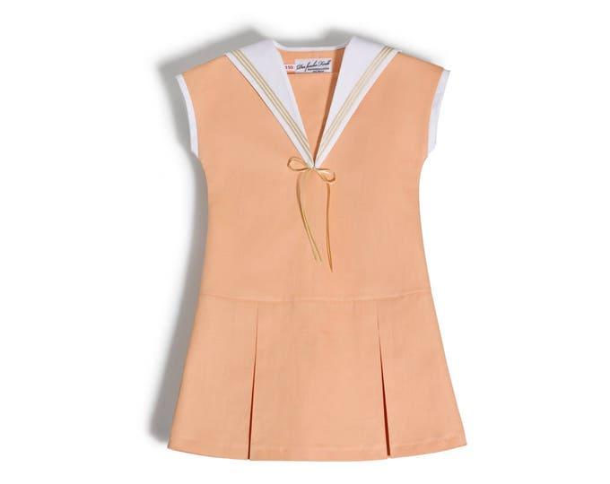 Sailor Dress LOTTE - Candy Edition - apricot