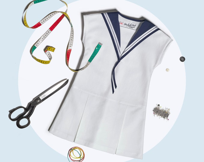 Sailor Dress LOTTE Classic School Uniform Edition