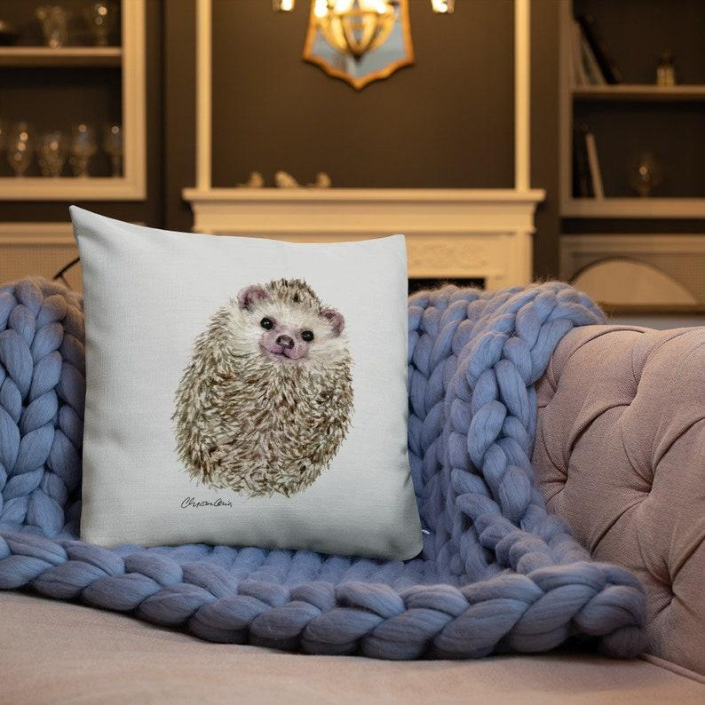 Hedgie Buddy Premium Pillow