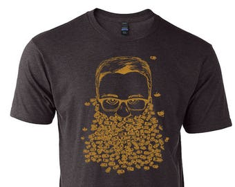 T-Shirt, Beard of Bees