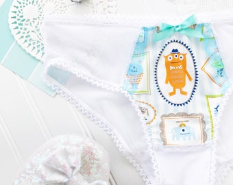 Little monster panty, underwear, ddlg