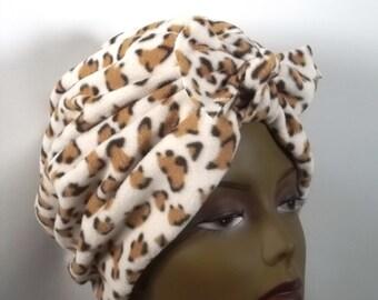 73d7f0ff687 Animal print hat