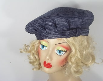 5a286184c1ada Straw beret