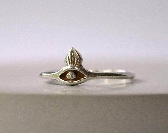 Eye of protection ring
