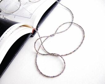 02120d4689d Iridescent Glasses Chain