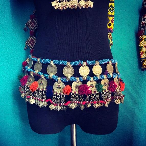Kuchi coin belt.