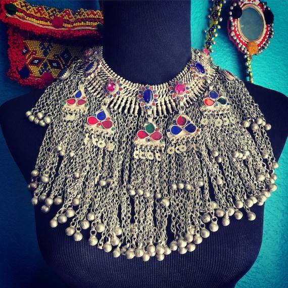 Kuchi necklace.