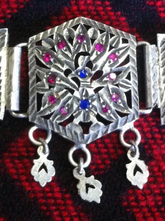 Indian upper arm bracelet.