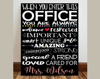 Nurse Office Decor Etsy