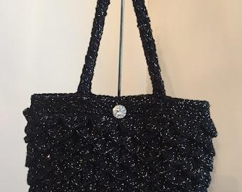 Crochet Evening Bag