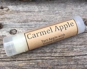 Carmel Apple Natural Lip Balm