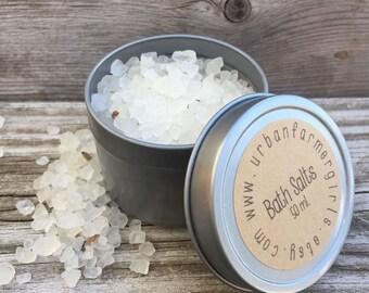 Lavender and Fig Natural Bath Salts
