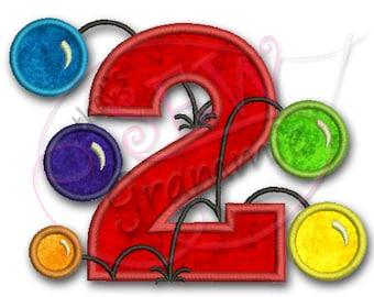 Bouncy Ball Birthday TWO