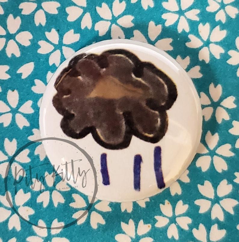 1 Button  Raincloud image 0