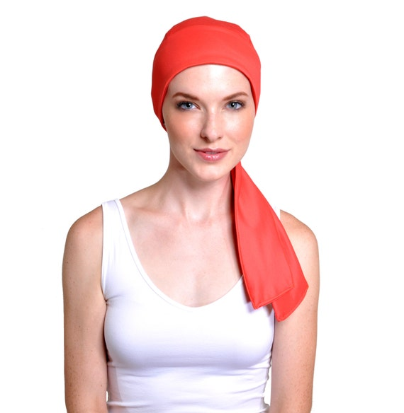 Chemo Hat Comfy   Stylish Alopecia Fashion Headwear Soft  0151721992a3