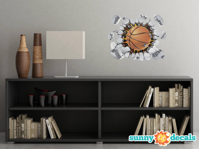 Faszinierend Wandtattoo Basketball Dekoration Von 🔎zoomen