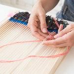 BRISBANE  beginners weaving Class Saturday July 27th 10-1pm!