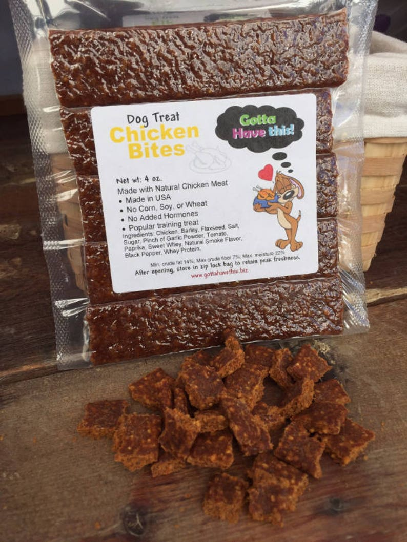 Organic All Natural Chicken Jerky No Corn or Wheat image 0