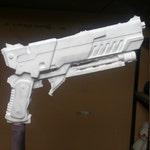 Arkham Knight inspired gun