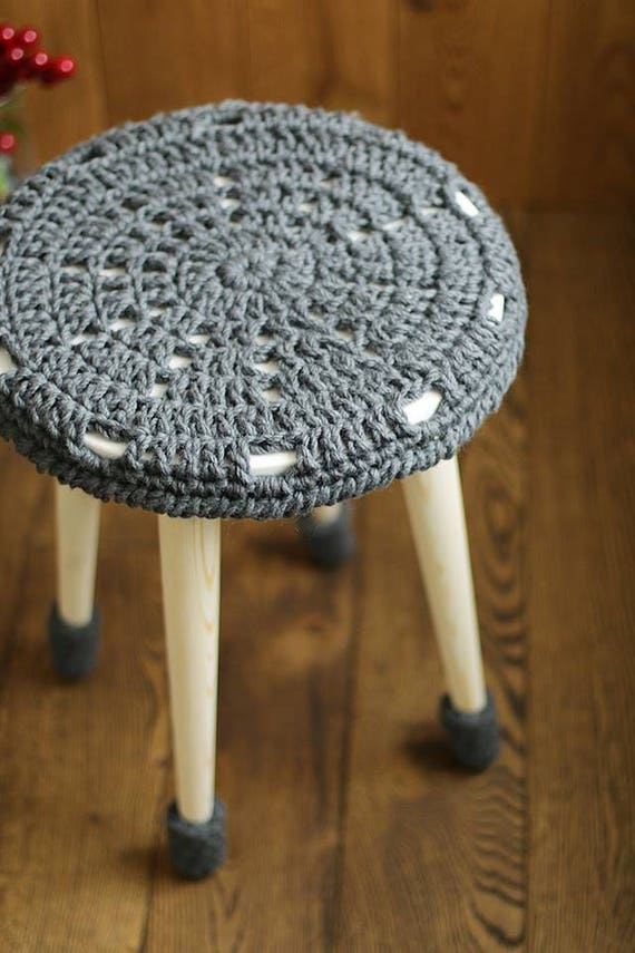 Stool Covers Bar Stool Covers Stool Cushion Round Stool Cover Raund Stool Cover Custom Made To Order