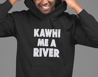be58737b Kawhi Me A River Drake Raptors NBA Champions Hoodie Hooded Sweatshirt
